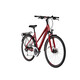 Cube Touring EXC toerfiets Trapez rood